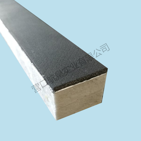 Nanocomposite insulation rod